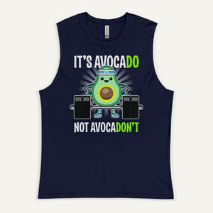 It's Avocado Not Avocadon't Men's Muscle Tank