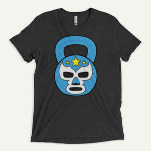 Lucha Libre Kettlebell Design Men's T-Shirt