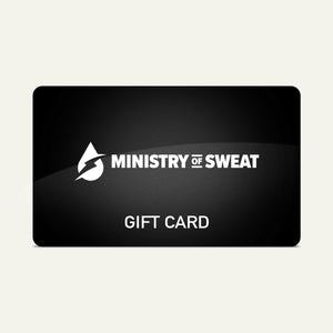 Ministry Of Sweat Gift Card