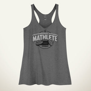 Professional Fitness Mathlete Women's Tank Top