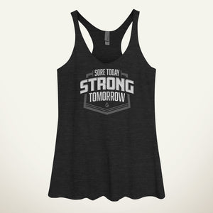 Sore Today Strong Tomorrow Women's Tank Top