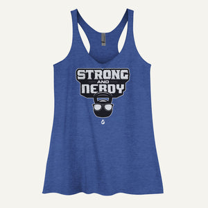 Strong And Nerdy Women's Tank Top