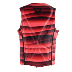 Bunotti Xena Wakevest Women Coral Darkred - Guincho Wind Factory