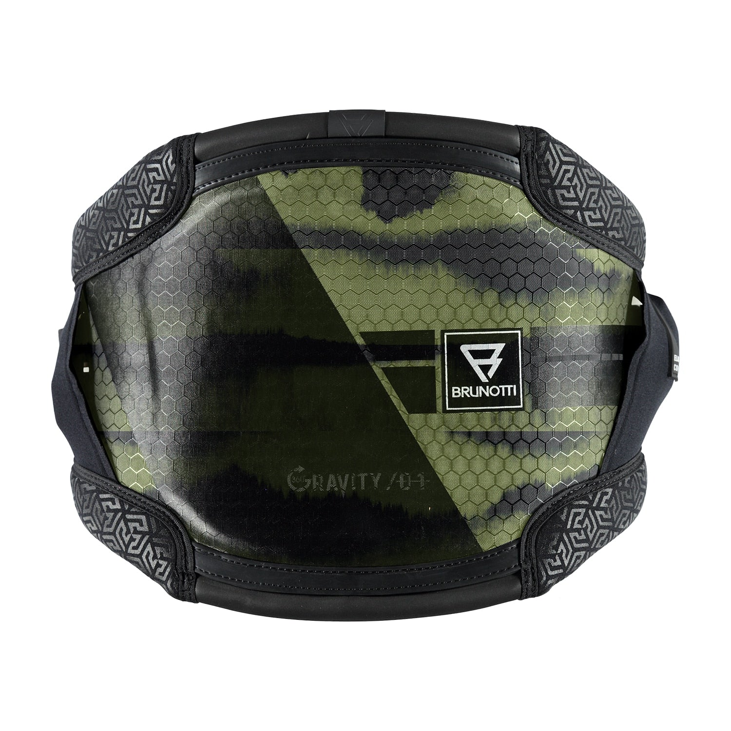 Brunotti Gravity 01 Multi-Use Waist Harness  Green - Guincho Wind Factory