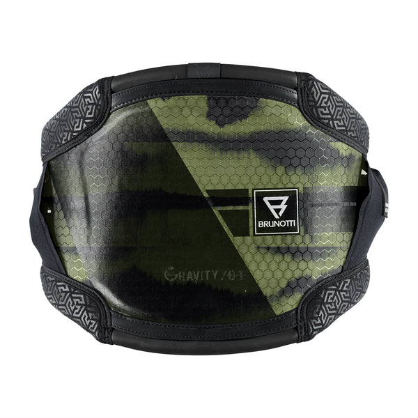 Brunotti Gravity 01 Multi-Use Waist Harness 2019 Green
