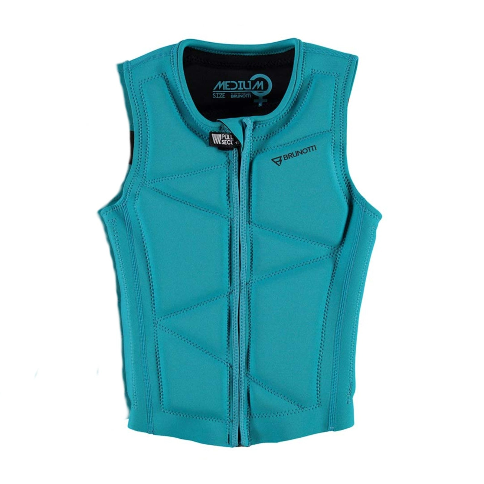 BRUNOTTI DISCOVERY IMPACT  WOMEN VEST MINT - Guincho Wind Factory