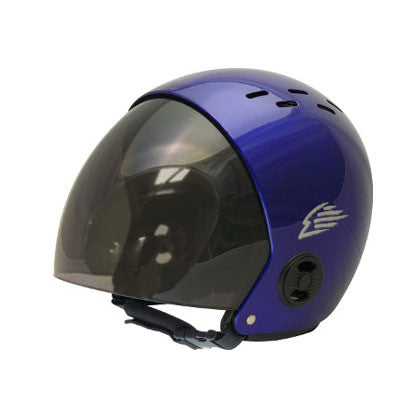 Visor Retractable Helmet