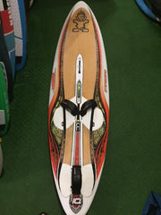 Used Windsurf Board Starboard IQ Quad 77 L - Guincho Wind Factory