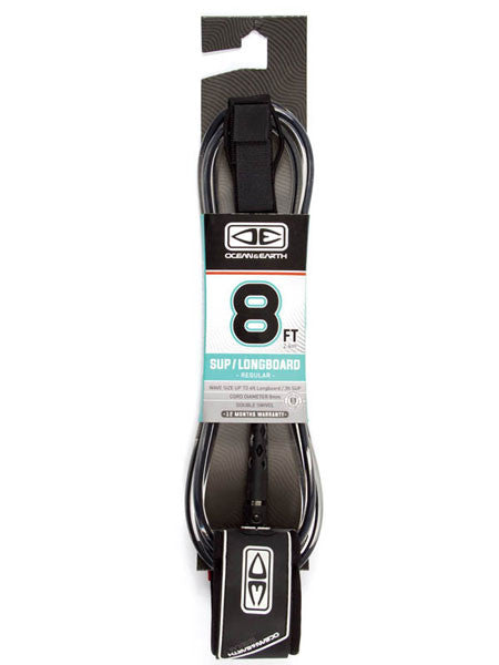 Ocean & Earth Sup/Longboard Regular Leash - Guincho Wind Factory