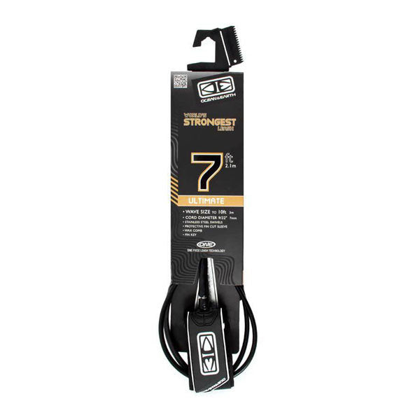 Ultimate 7ft One Piece Leash - Guincho Wind Factory