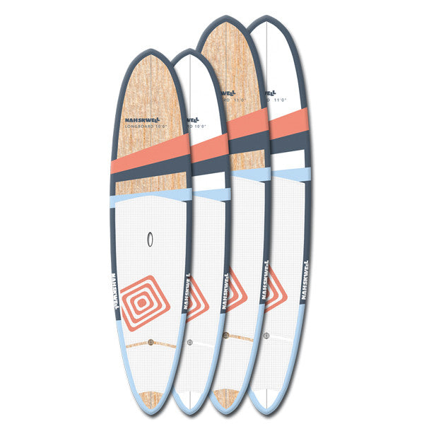 Nah Skwell LONGBOARDS SERIES