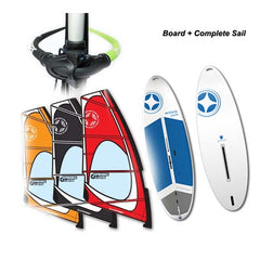 Pack Windsurf Beginner