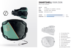 BRUNOTTI SMARTSHELL YOURI ZOON MULTI USE HARNESS 2018 - Guincho Wind Factory