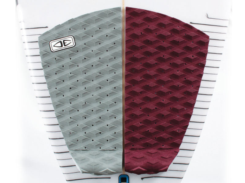 Ocean & Earth Mikey Wright Signature Tail Pad Maroon - Guincho Wind Factory