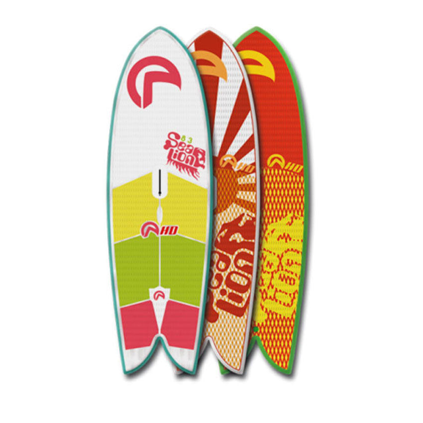 AHD Sealion WindSup Board - Guincho Wind Factory