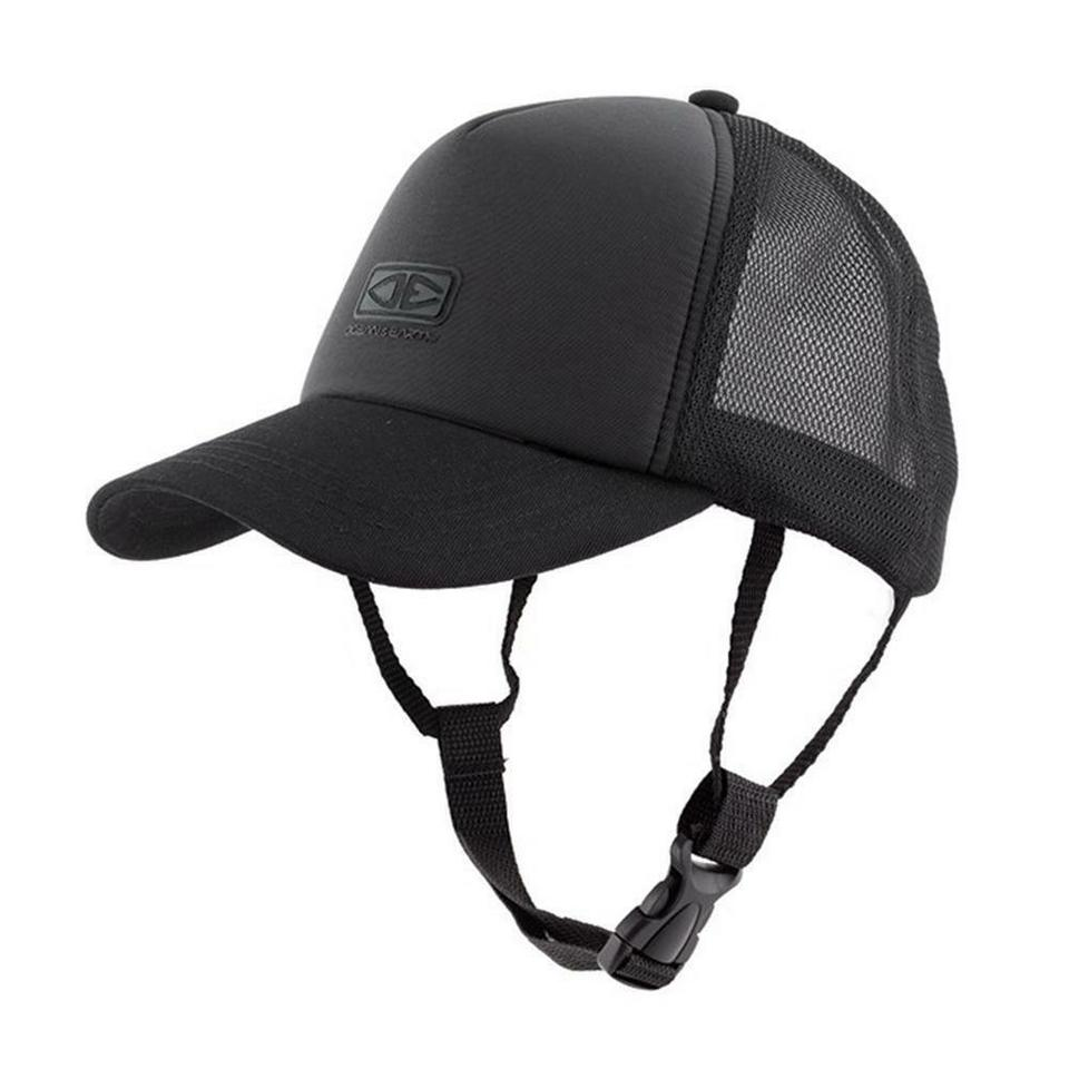 Ocean & Earth  Deserts Mesh Trucker Surf Cap Black