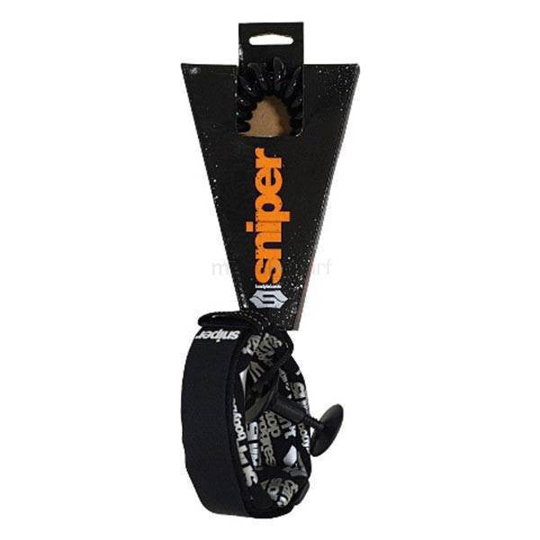 LEASH BODYBOARD SNIPER DELUXE WRIST