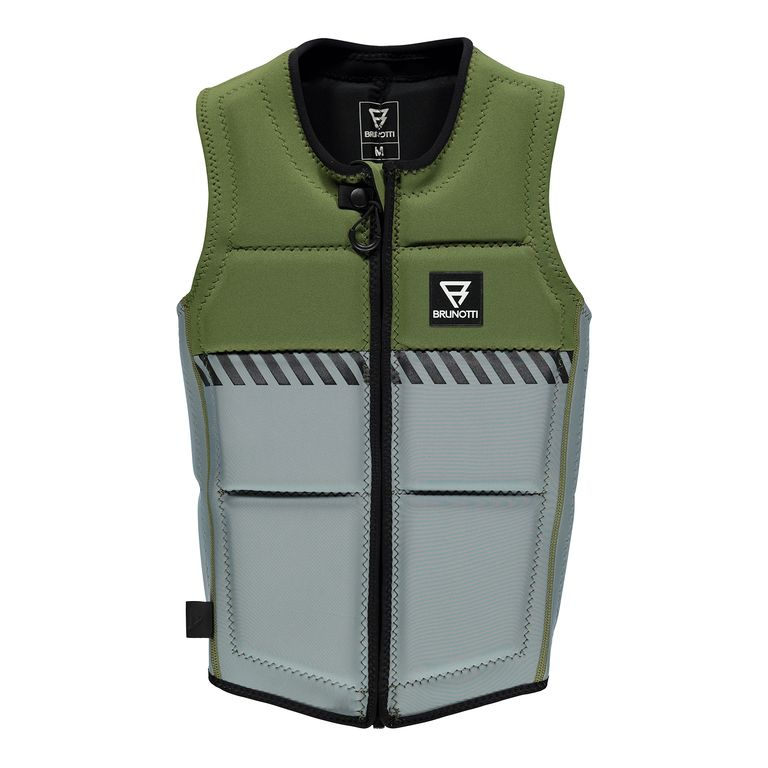 BRUNOTTI RADIANCE WAKE VEST MEN GREEN - Guincho Wind Factory
