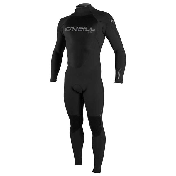 O'NEILL EPIC 4/3MM BACK ZIP GBS WETSUIT BLACK