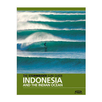Stormrider The Guide Indonesia And The Indian Ocean Book - Multicolour