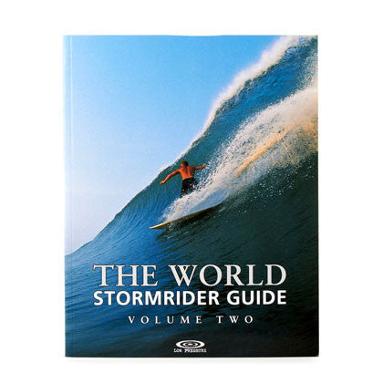 Stormrider The World Surf Guide Volume 2 Book - Multicolour