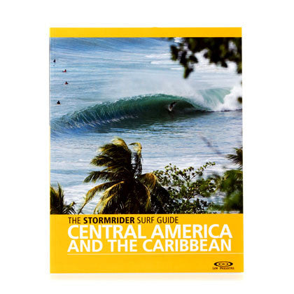 Stormrider The Guide Central America And The Caribbean Book - Multicolour - Guincho Wind Factory