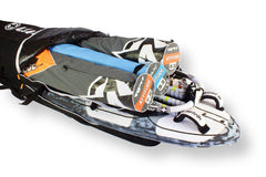 Unifiber Blackline Roofrack board-quiver bag - Guincho Wind Factory