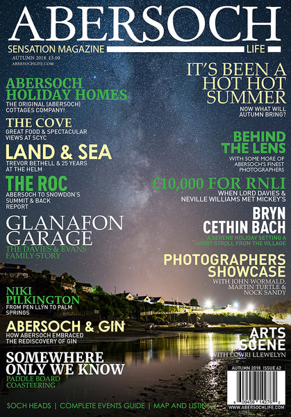 Abersoch Magazine 2 Year Subscription