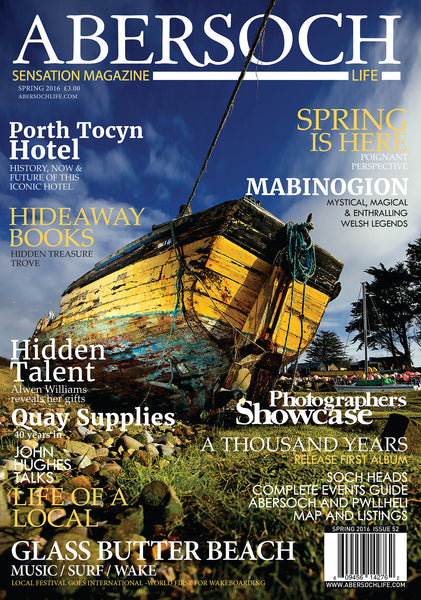 Magazine Subscription & Abersoch 2017 Calendar