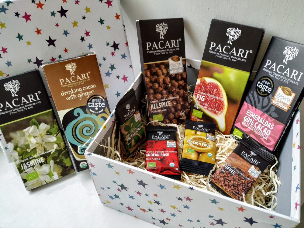 WIN a Pacari Chocolate Hamper of Goodies!