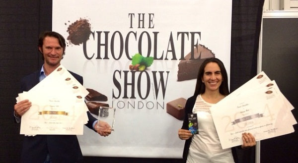 Win Tickets For The London Chocolate Show!