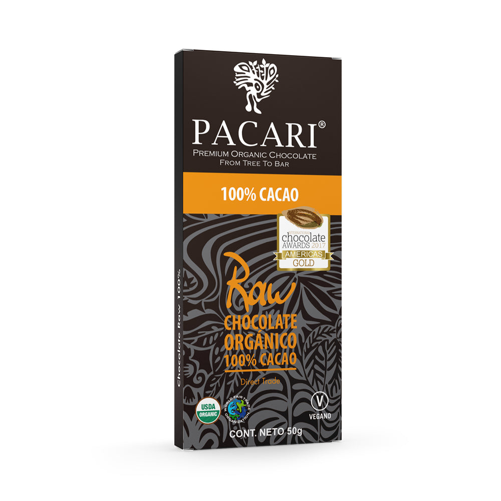 raw organic fair trade chocolate