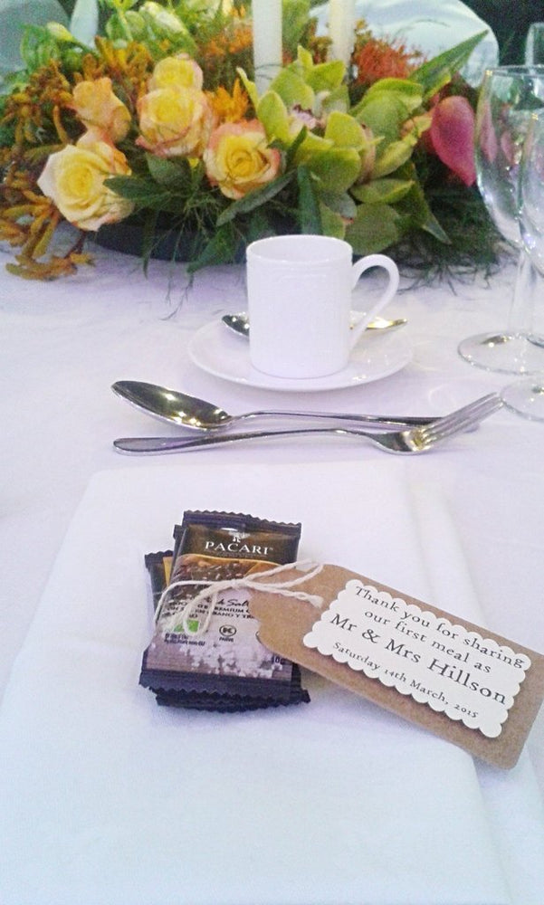 Mini Bars & Wedding Favours