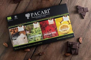 Pacari Southern Flavours Dark Chocolate Gift Set