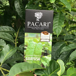Organic Chocolate Bar with Amazonian Green Tea Guayusa