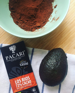 Organic Chocolate Bar Los Rios 72%