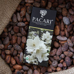 Organic Chocolate Bar with Jasmine