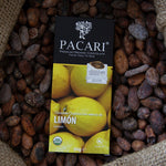 Organic Dark Chocolate with Lemon
