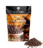 Raw Organic Biodynamic Cacao Nibs (cacao pieces)