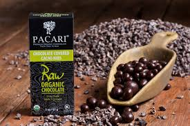 Raw Organic Chocolate Covered Cacao Nibs