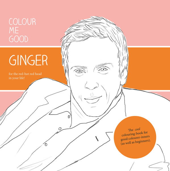 Color Me Good Ginger