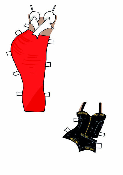 NICKI MINAJ PAPER DOLL DOWNLOAD
