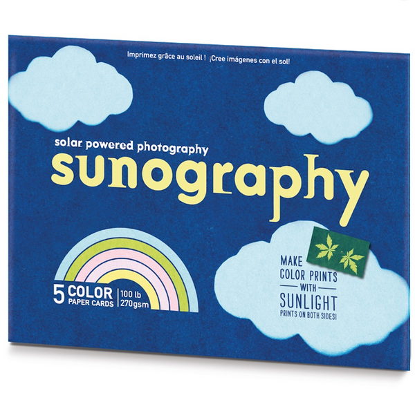 SUNOGRAPHY COLOR - solar powered photography