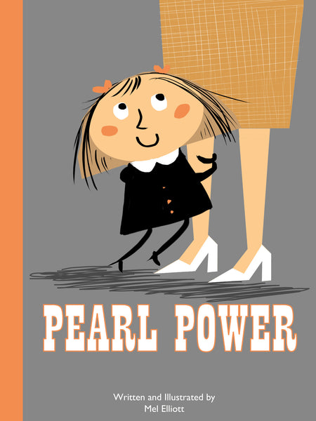 PEARL POWER children's story book