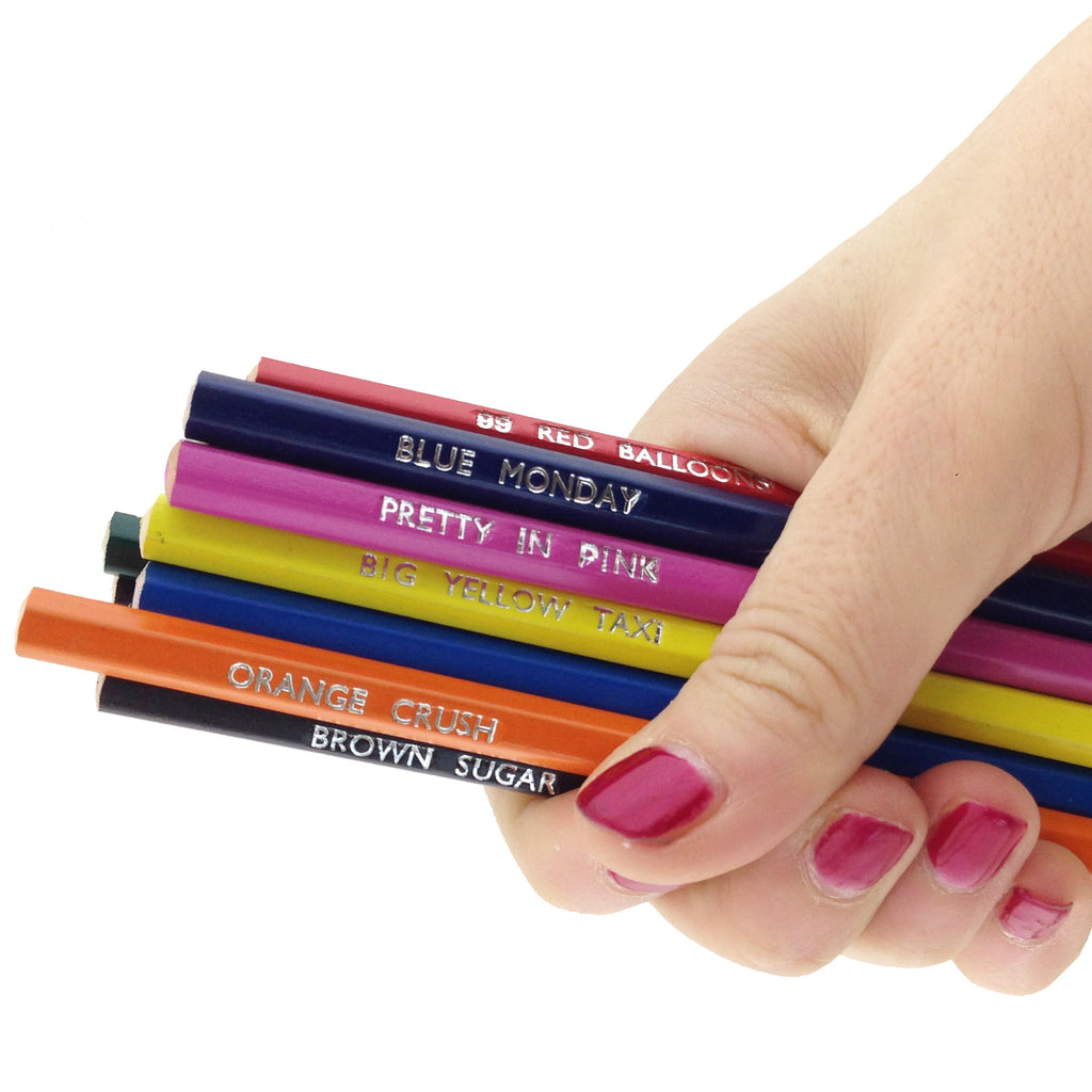 Pencils That Rock