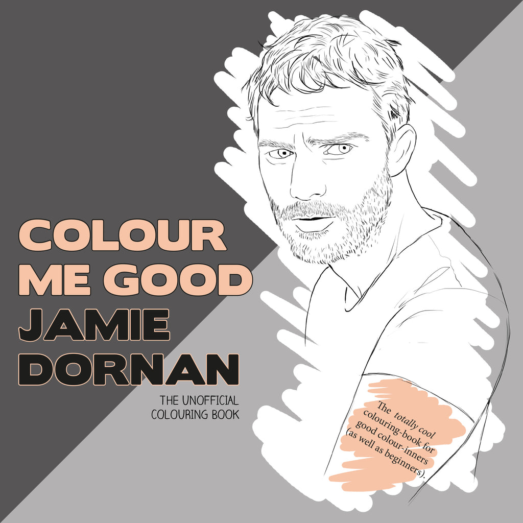 Color Me Good Jamie Dornan