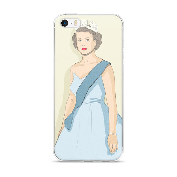 'OUR LIZ' iPhone case