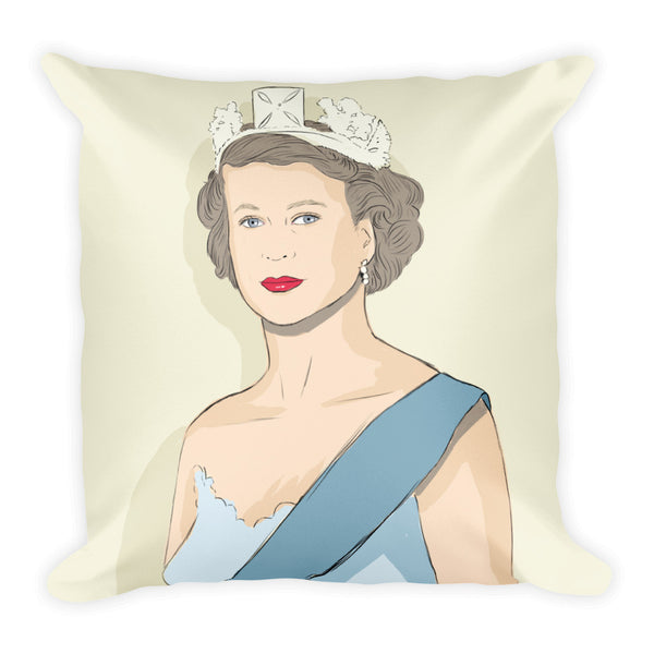 'OUR LIZ' Pillow