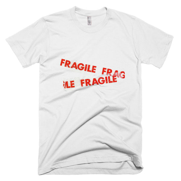 'FRAGILE' unisex t-shirt