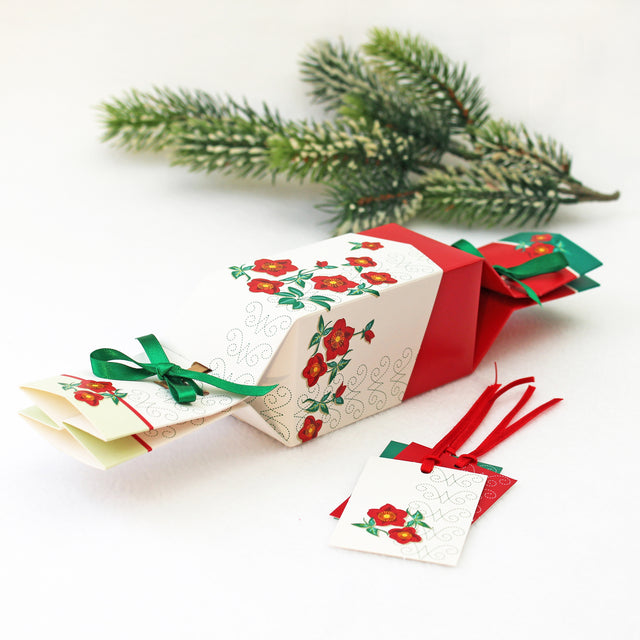 Reusable Eco-Friendly Christmas Crackers